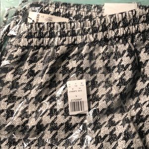 Express houndstooth pants
